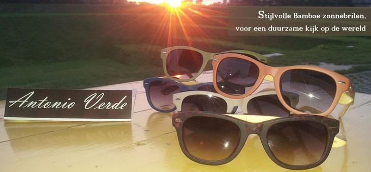 Antonio Verde zonnebrillen