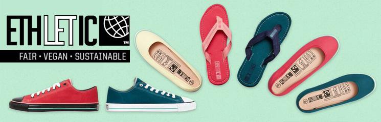 Ethletic schoenen sneakers