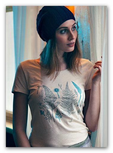 biologisch damesshirt