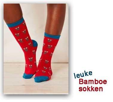 bamboe dames sokken Braintree