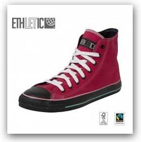 Vegan schoenen Ethletic